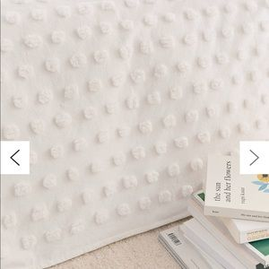Urban Outfitters Bedding - Urban outfitters tufted dot duvet cover